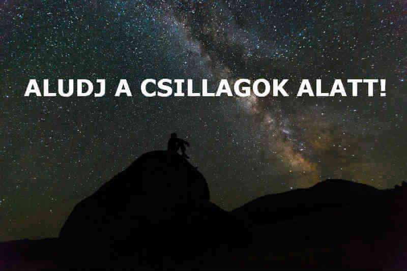 aludj a csillagok alatt