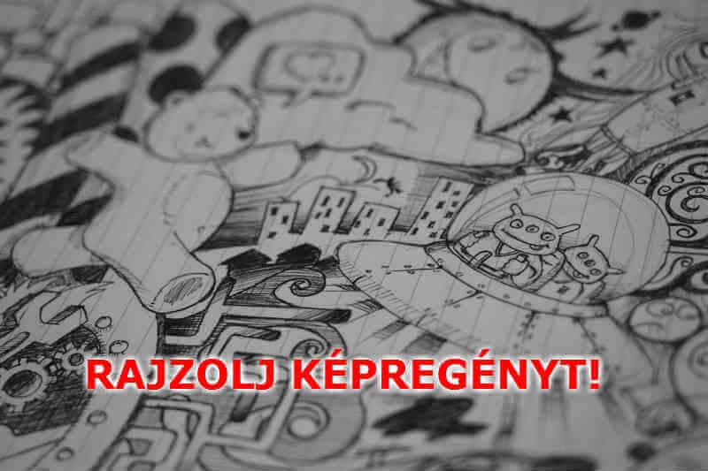 rajzolj képregényt