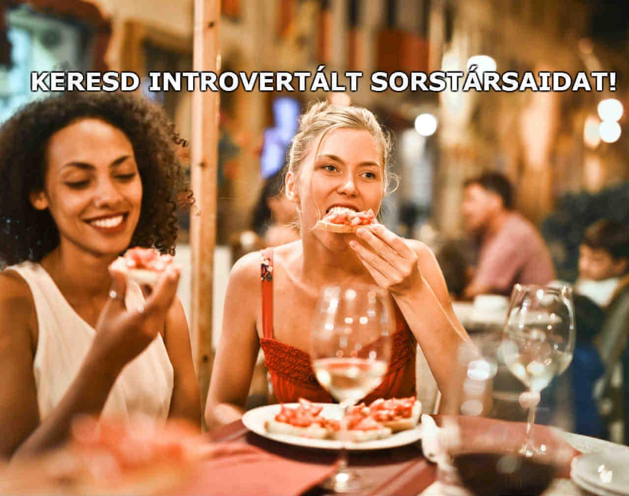 Keresd introvertált sorstársaidat