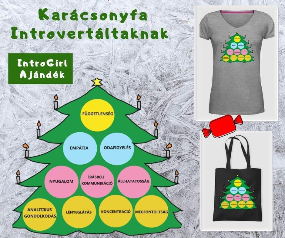 Tulajdonság Karácsonyfa Introvertáltaknak