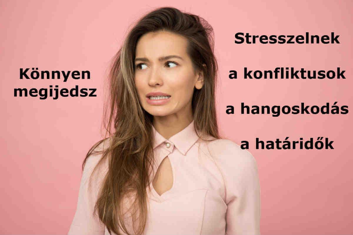 Többet stresszelsz szuperérzékeny emberként