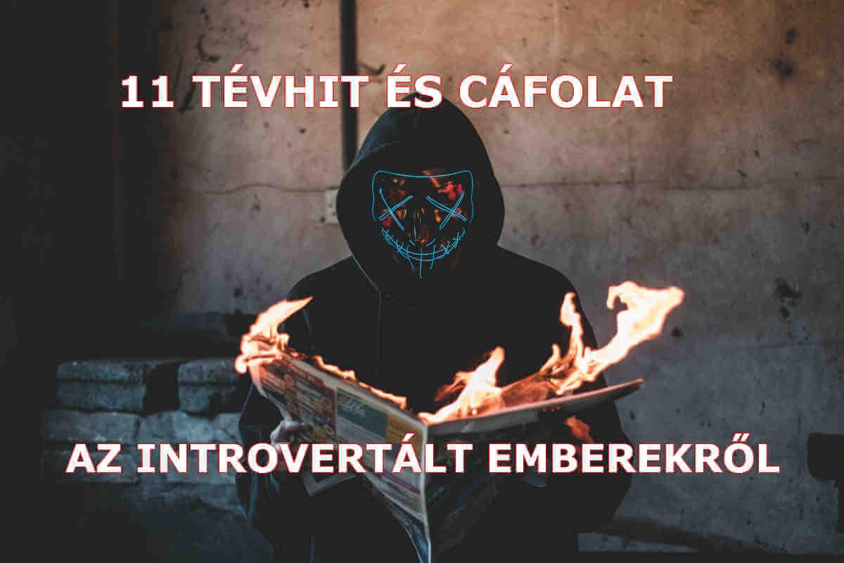 11 introvertált tévhit és cáfolat FB