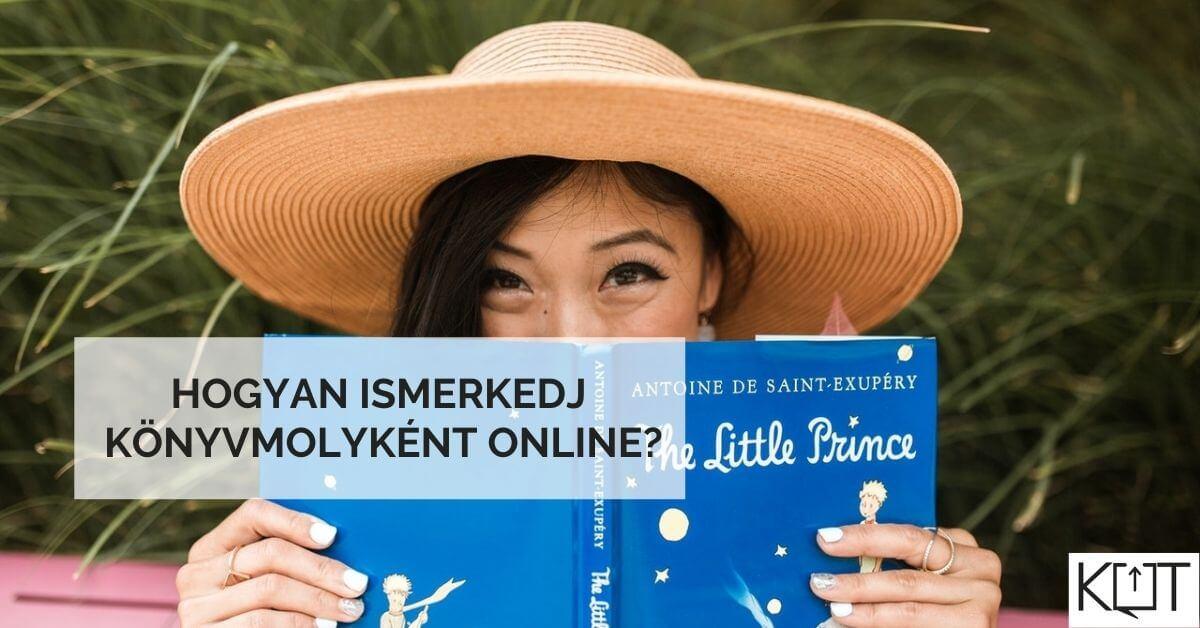 Hogyan ismerkedj könyvmolyként online? - Ármós Fruzsina, a Moly.hu társtulajdonosának tanácsai